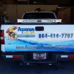 fleet and vehicle advertising
