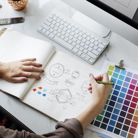 logo designing for branding